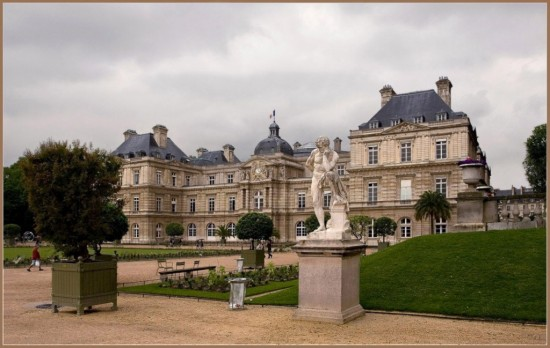 Люксембургский дворец (1)