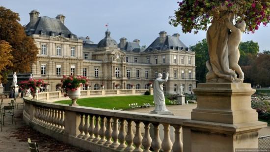 Люксембургский дворец (2)