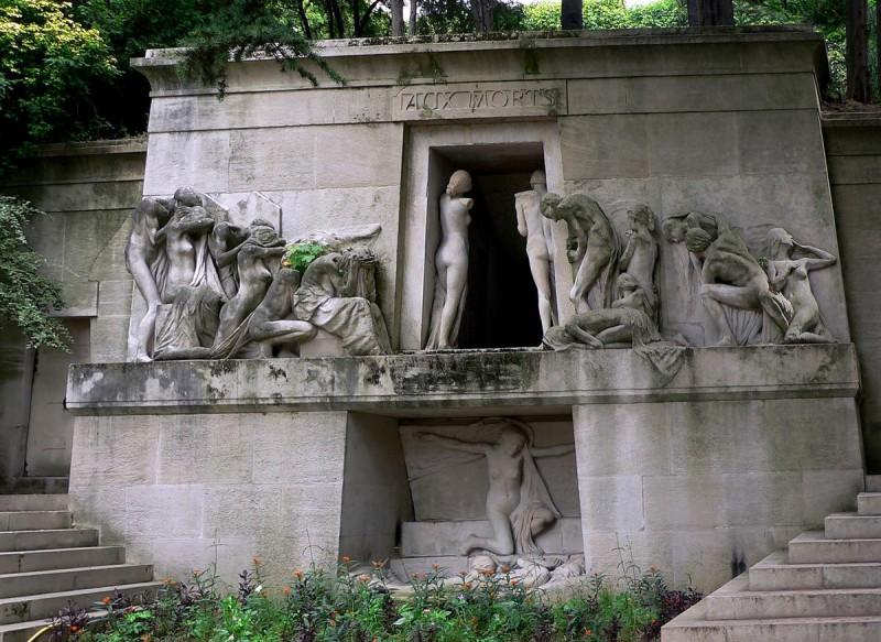 Памятник умершим