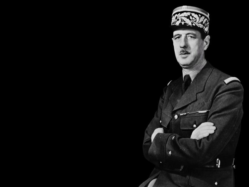 Шарль де Голль