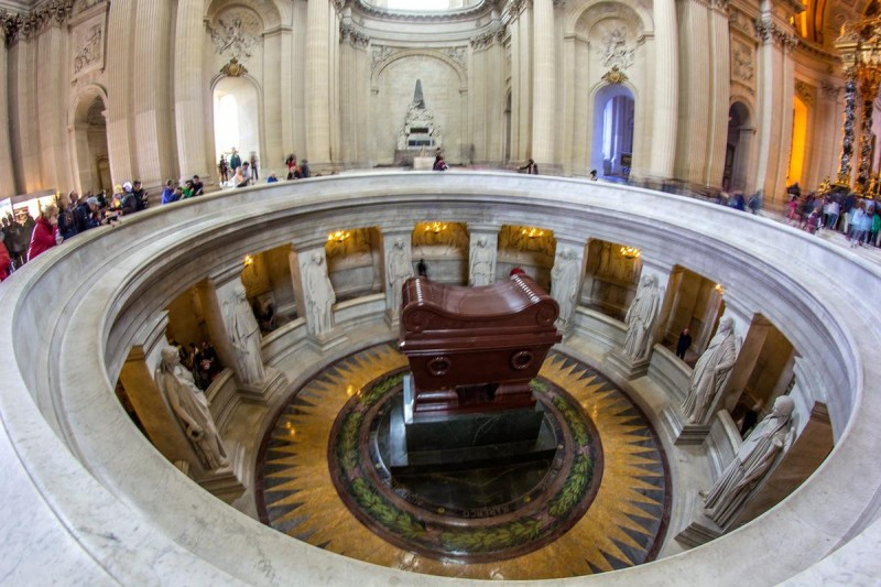 гробница Бонапарта