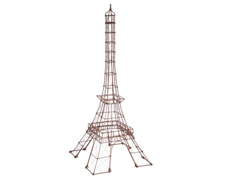 конструкция Эйфелевой башни