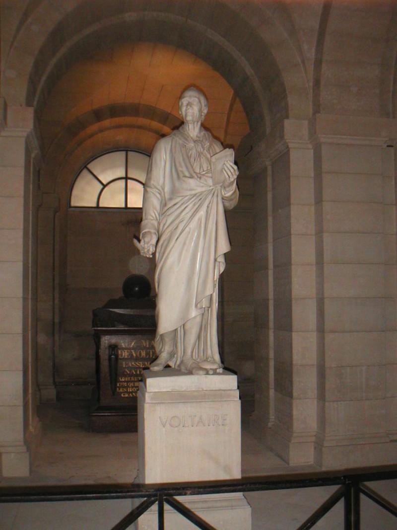 крипта Пантеона