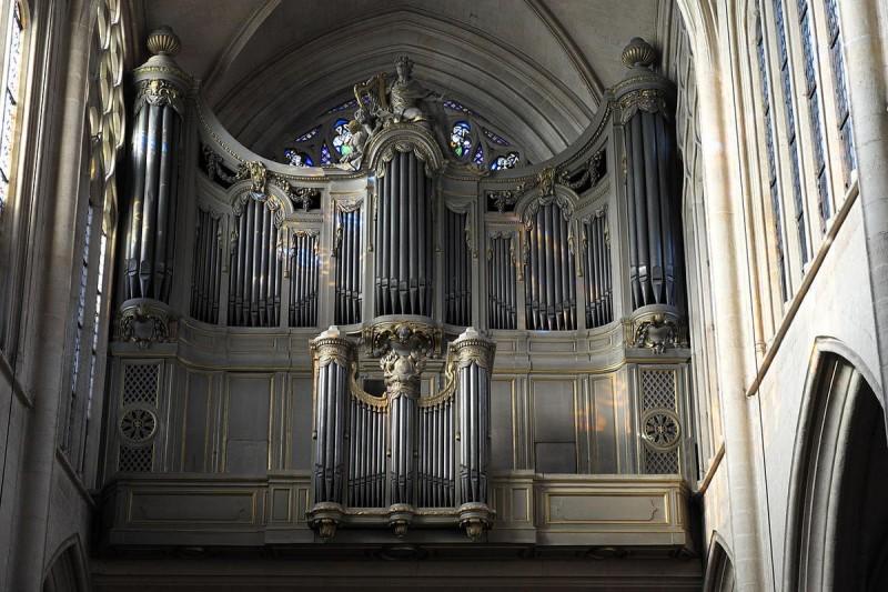 орган Сент-шапель