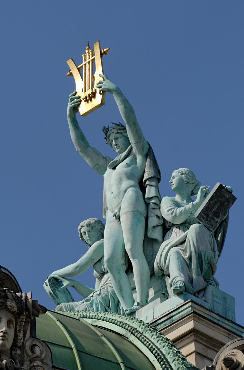 скульптура Апполона