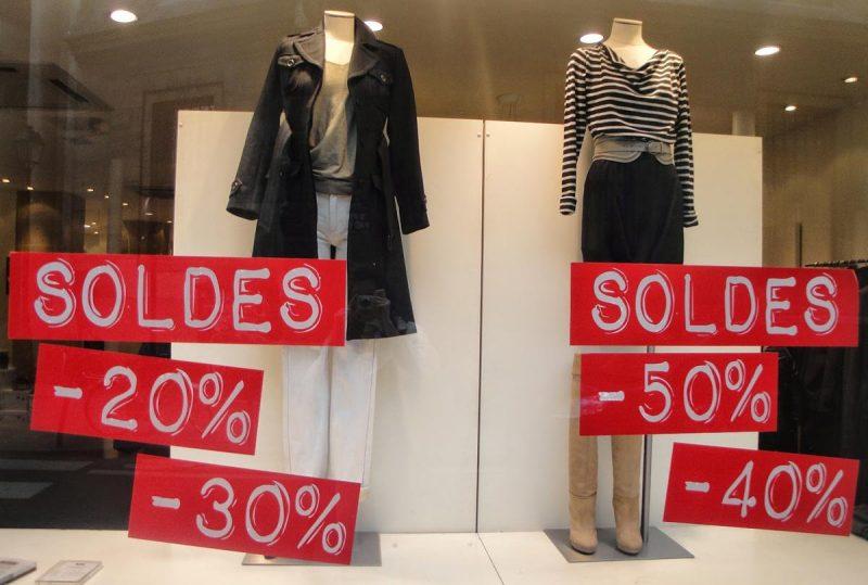 шоппинг в Париже2