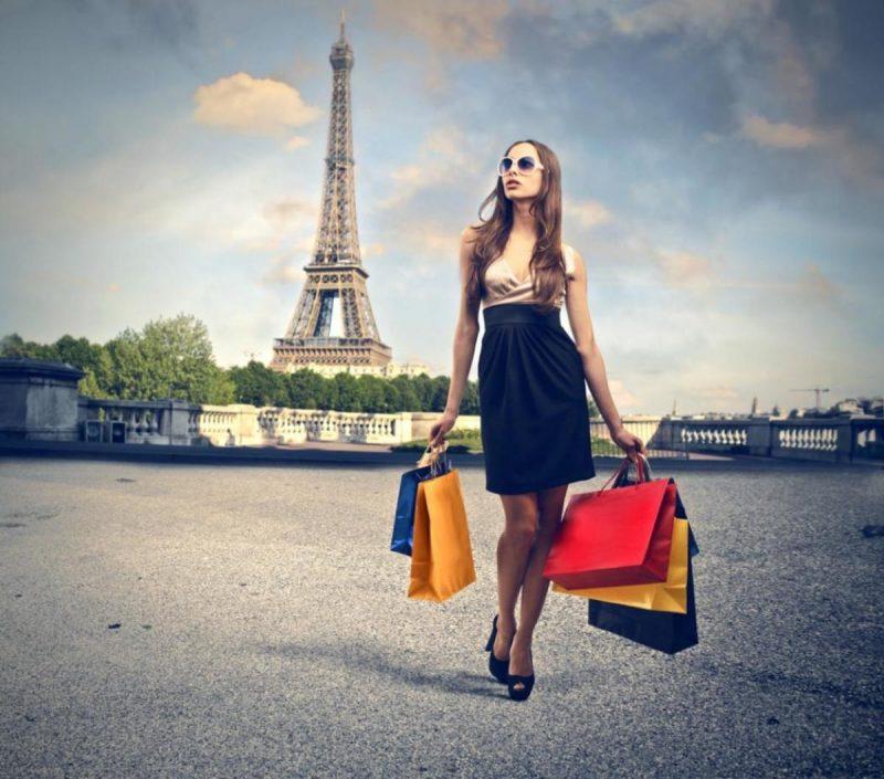 шоппинг в Париже3