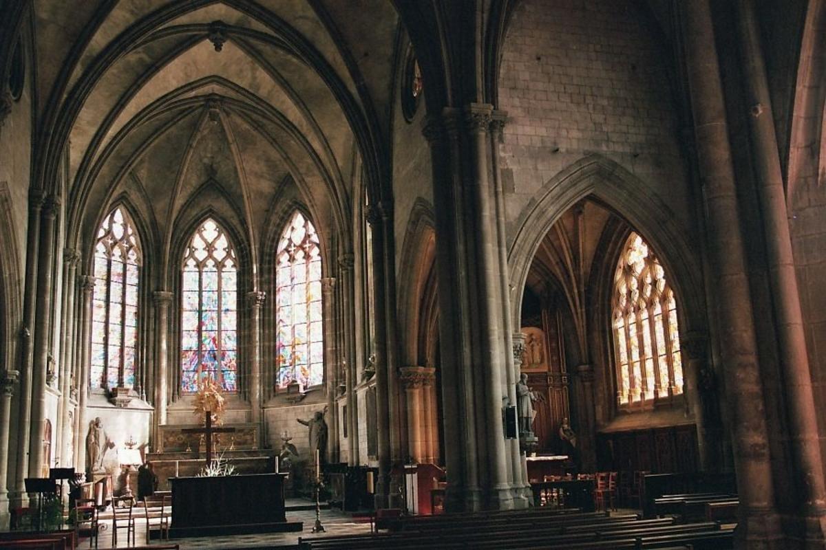 Chapelle des Chevaliers du Saint-Sépulcre