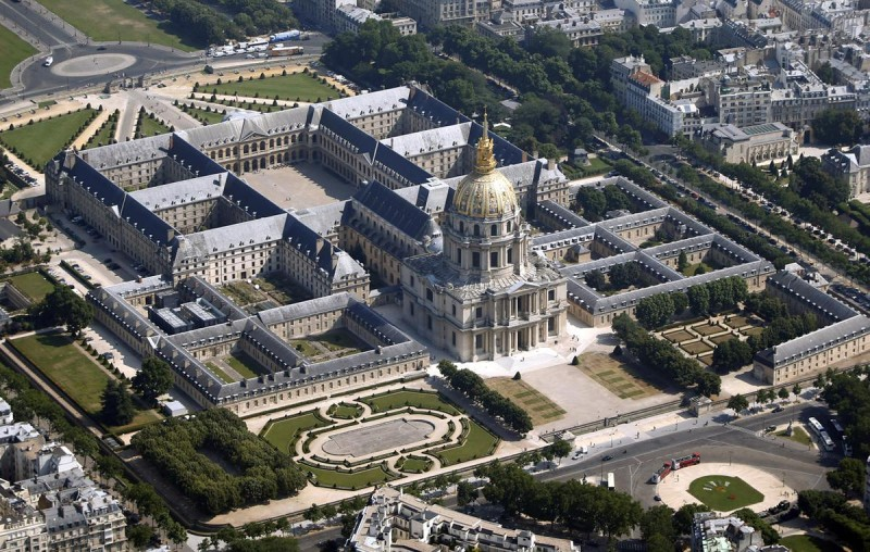 L'hôtel national des Invalides4