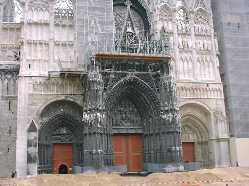 Portail Saint-Etienne