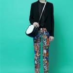 Как одеваются женщины в Париже (1)
