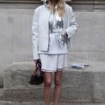 Как одеваются женщины в Париже (10)