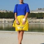 Как одеваются женщины в Париже (11)