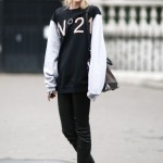 Как одеваются женщины в Париже (13)