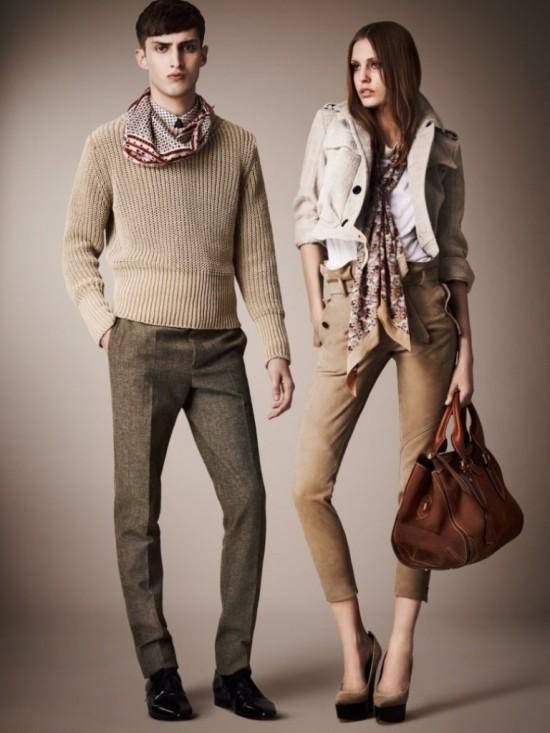 Как одеваются женщины в Париже (14)