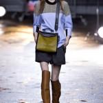 Как одеваются женщины в Париже (9)