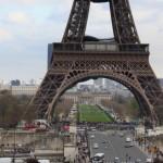 Погода в Париже в апреле 2
