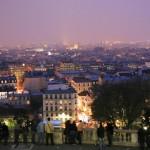 Погода в Париже в декабре2