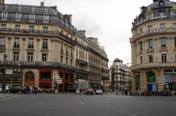 Погода в париже в октябре 1