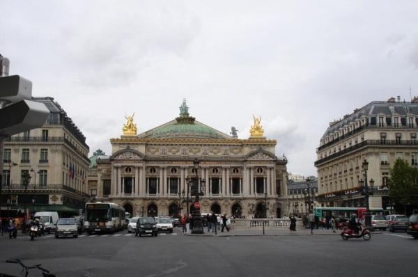 Погода в париже в октябре 2