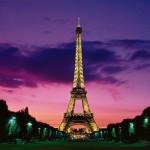 Фотографии Парижа в августе 1