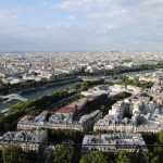 Фотографии Парижа в августе 2