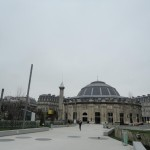 Фотографии Парижа в январе