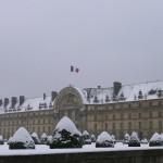 Фотографии Парижа в январе3