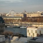 погода в Париже в ноябре