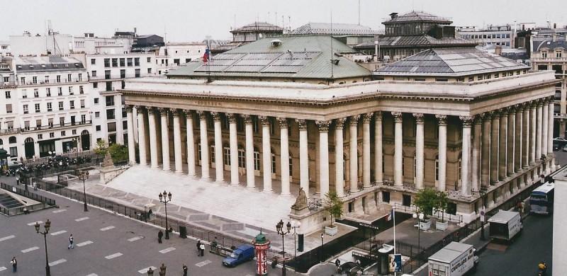 Парижская фондовая биржа2