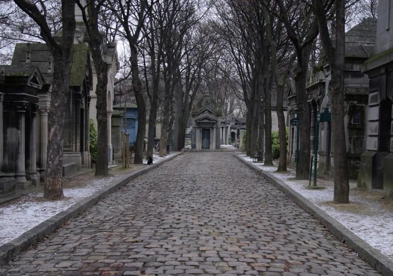 кладбище Монмартра