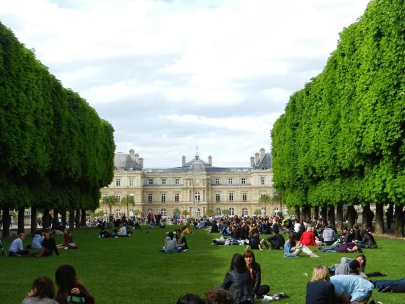 люксембургский сад2