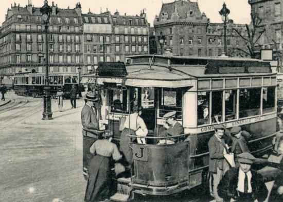 Площадь Сен-Мишель - история