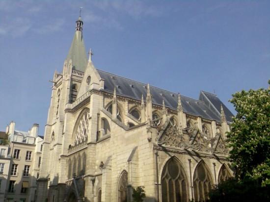 Церковь Сен-Северен