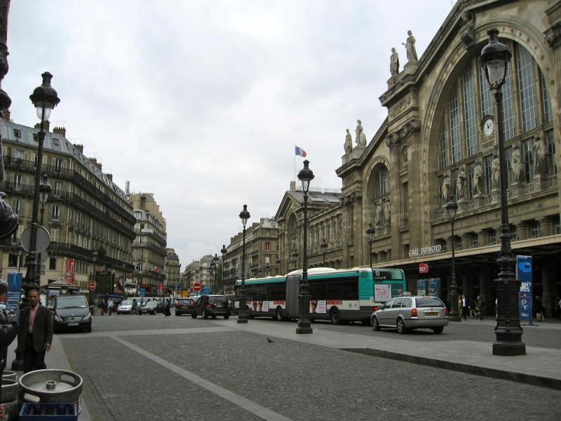 северный вокзал транспорт