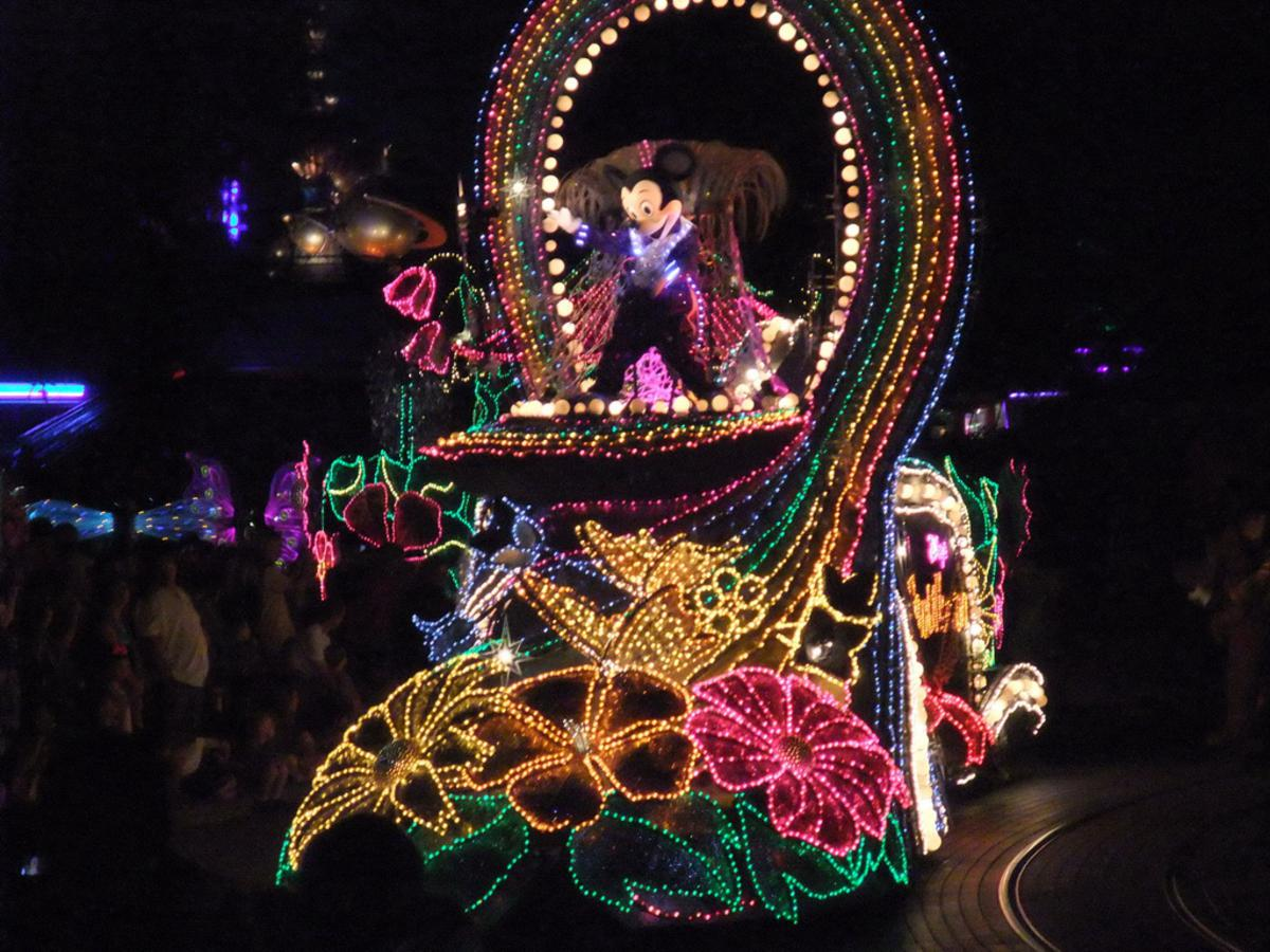 Парад Fantillusion