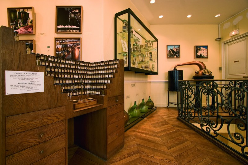 Fragonard Perfume Museum2
