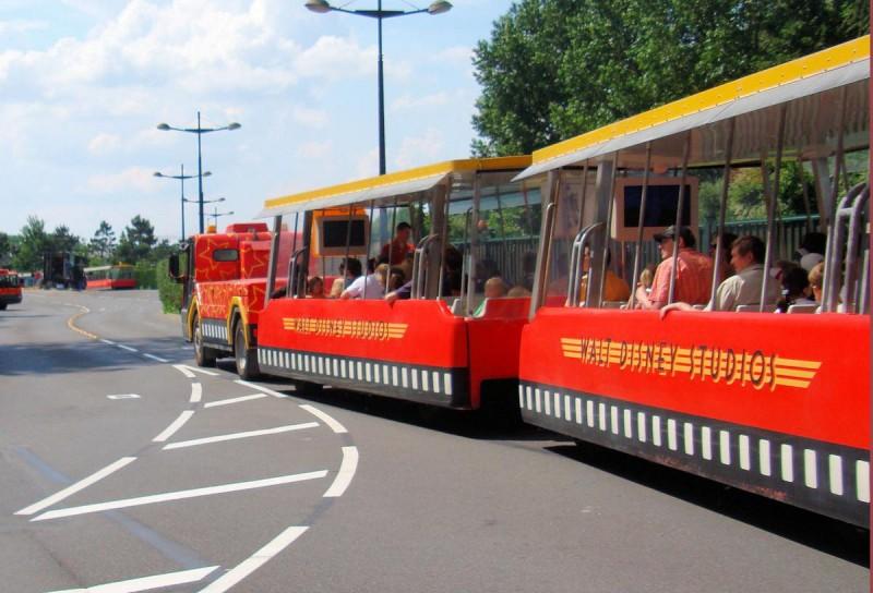 Cтудийный трамвайчик