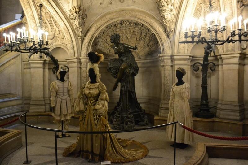 Библиотека-музей оперы Гарнье4
