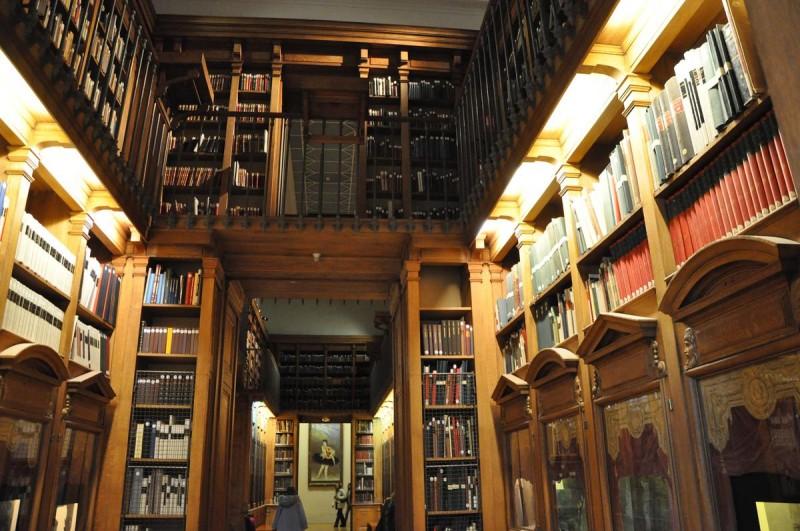 Библиотека-музей оперы Гарнье5