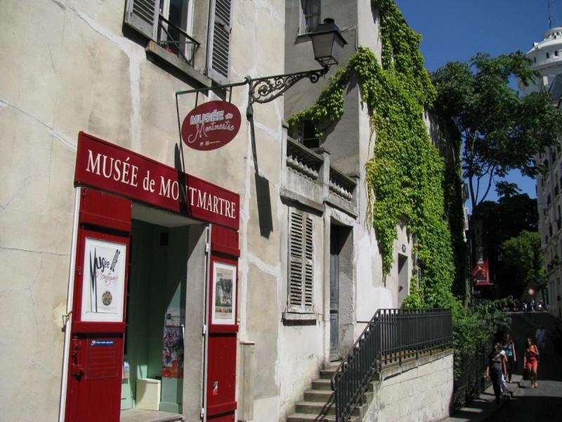Музей Монмартра4