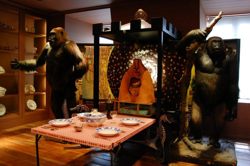 Музей охоты и природы2