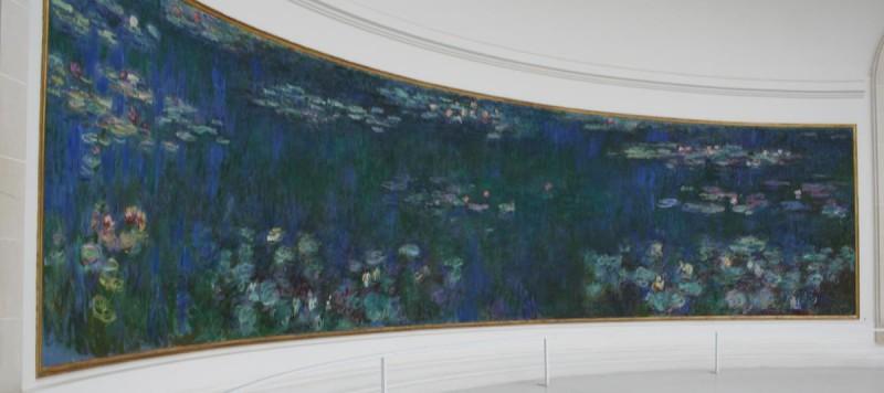 Водяные лилии - Les Nymphéas