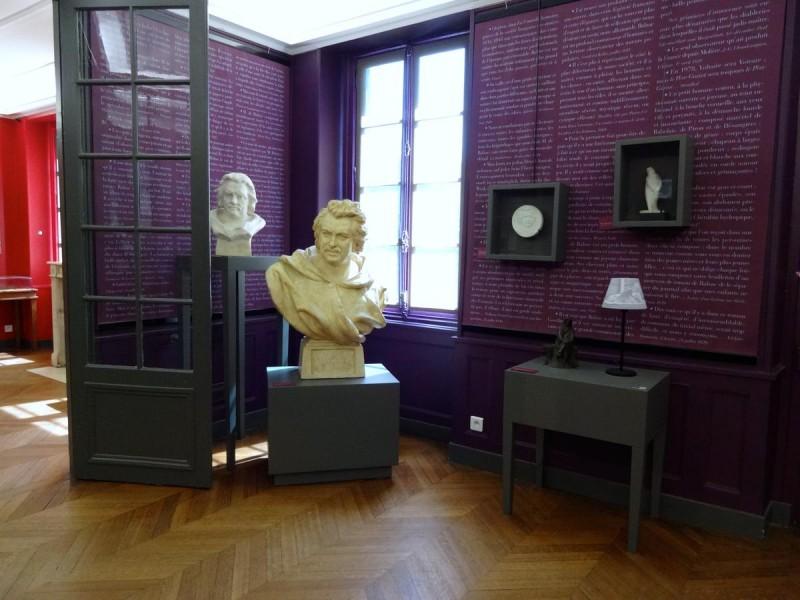 Дом-музей Бальзака2