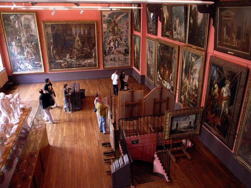 Дом-музей Гюстава Моро1