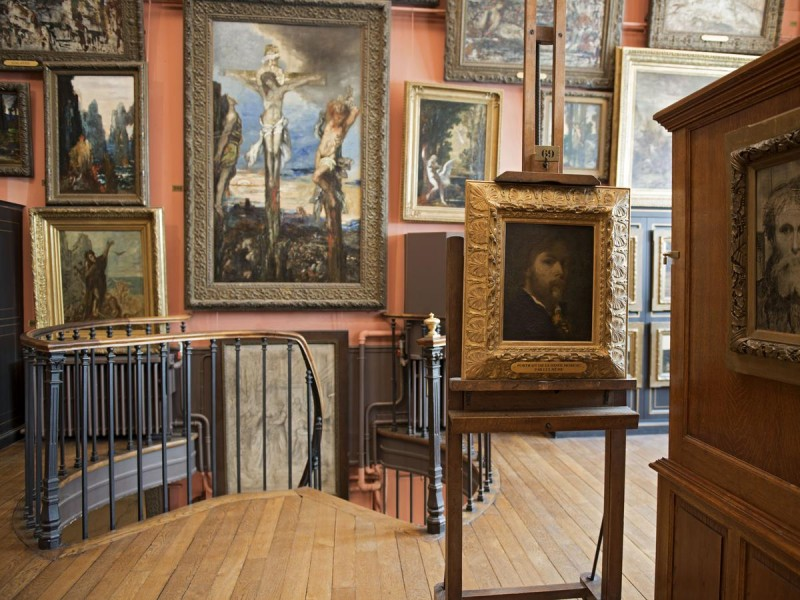 Дом-музей Гюстава Моро4