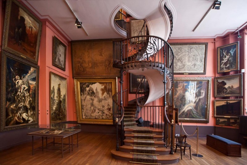 Дом-музей Гюстава Моро5