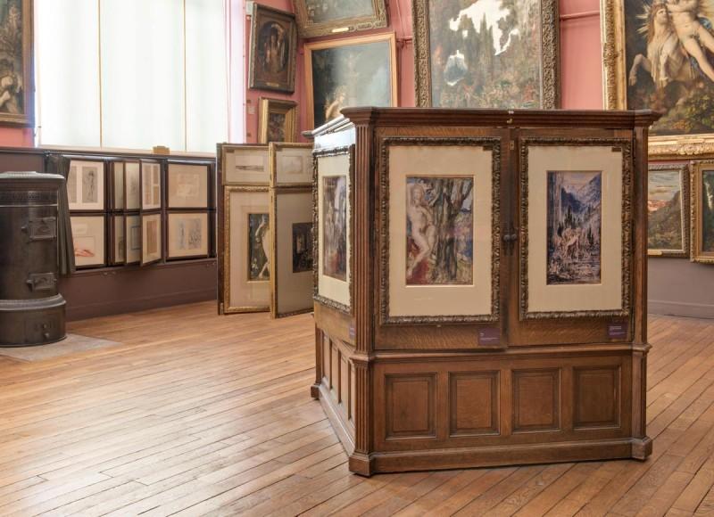 Дом-музей Гюстава Моро6