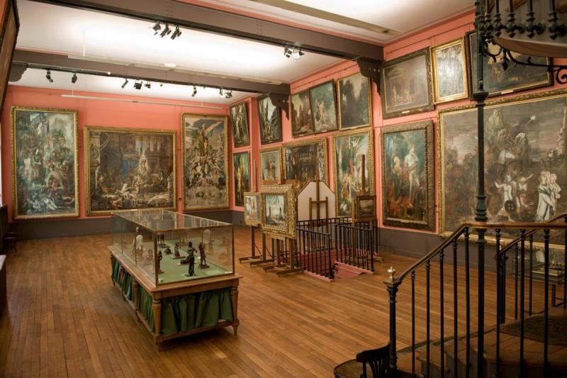 Дом-музей Гюстава Моро8