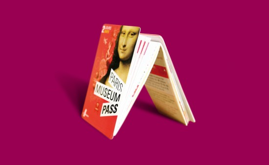Карта Paris Museum Pass1